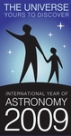 2009 year of astronomy logo